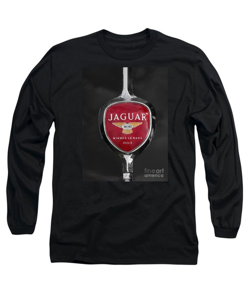 Jaguar Medallion Long Sleeve T-Shirt