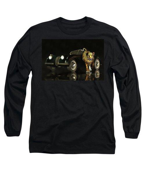 Jaguar Mk 3 Long Sleeve T-Shirt
