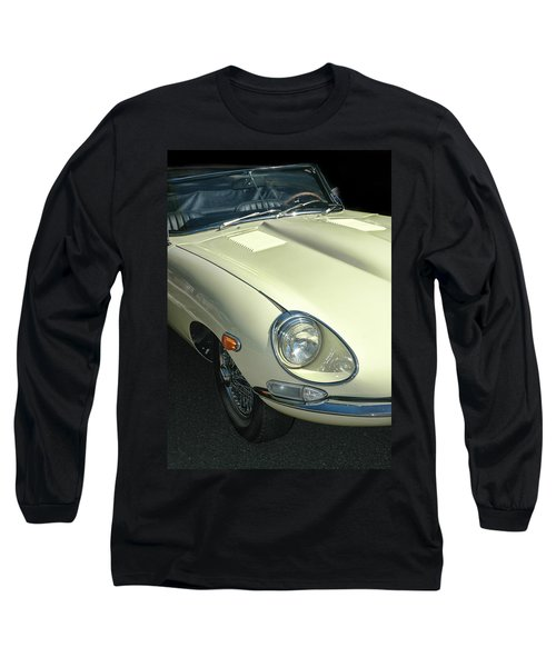 Jaguar Xke Roadster Long Sleeve T-Shirt
