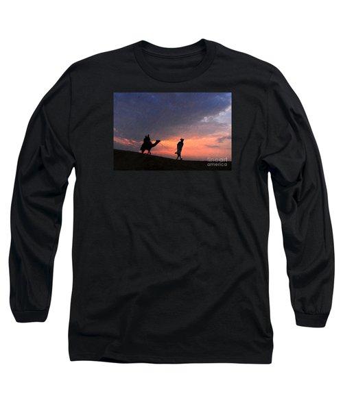 Jaisalmer Desert Festival-6 Long Sleeve T-Shirt