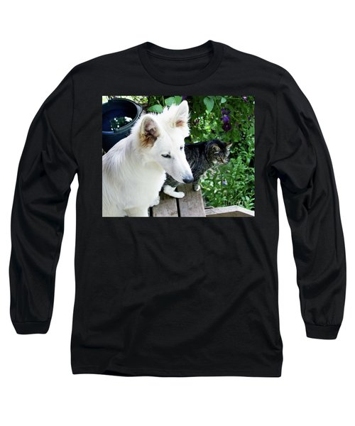 Jane And Katie Long Sleeve T-Shirt