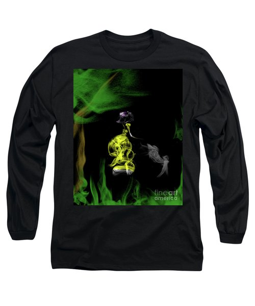 Jane Of The Jungle Long Sleeve T-Shirt