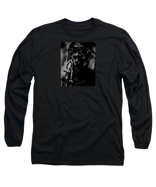Jazz 13 Long Sleeve T-Shirt by David Gilbert