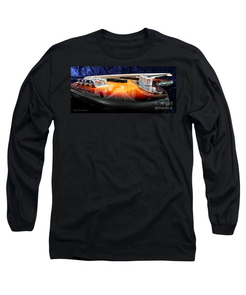Jazz Bass Beauty Long Sleeve T-Shirt
