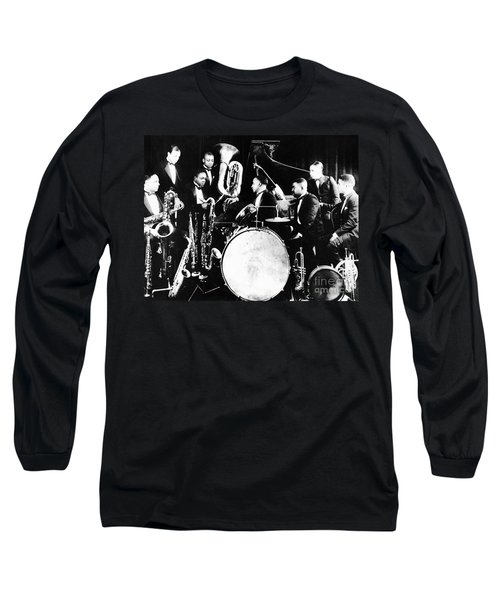 Jazz Musicians, C1925 Long Sleeve T-Shirt