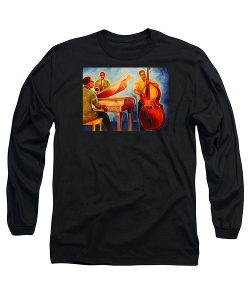 Jazz Night Long Sleeve T-Shirt
