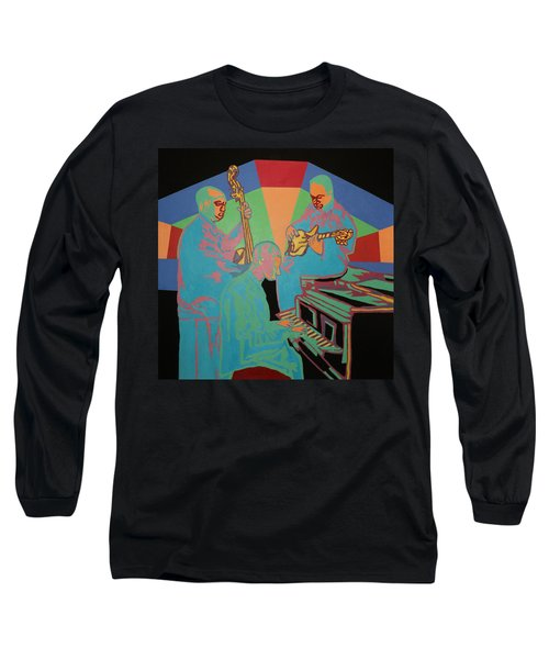 Jazzamatazz Band Long Sleeve T-Shirt
