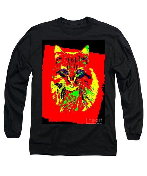 Jekyll The Cat Long Sleeve T-Shirt