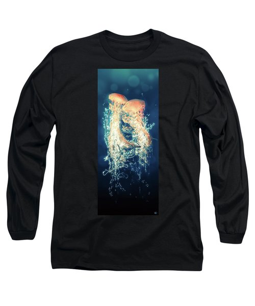 Jellies Long Sleeve T-Shirt by Kenneth Armand Johnson