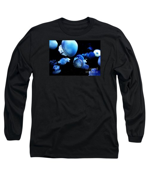 Long Sleeve T-Shirt featuring the photograph Jellyparty by Vanessa Palomino