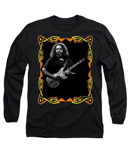 Jerry Frame #4 Long Sleeve T-Shirt