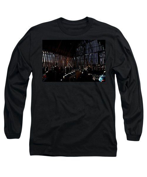 Jesse's In The Barn Long Sleeve T-Shirt