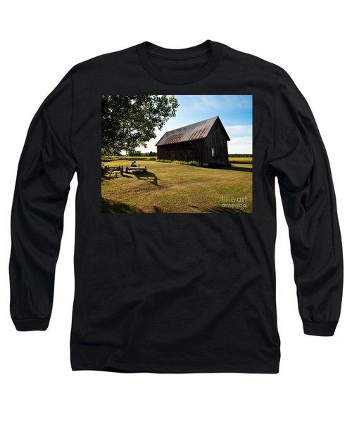 Jesse's World Long Sleeve T-Shirt