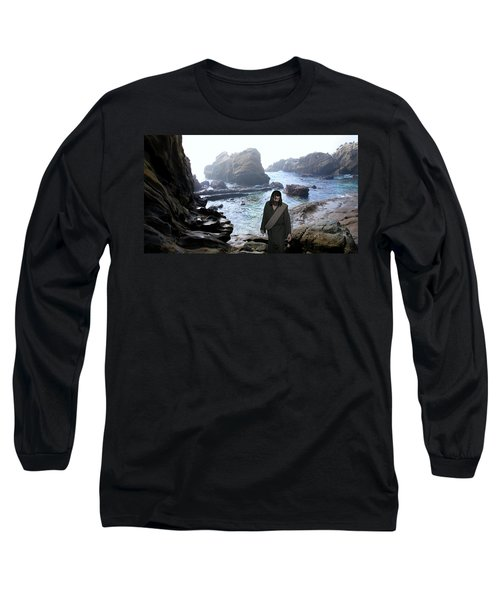 Jesus Christ- Be Not Dismayed For I Am Your God Long Sleeve T-Shirt
