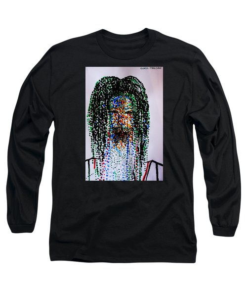 Jesus Lion Of Judah Long Sleeve T-Shirt