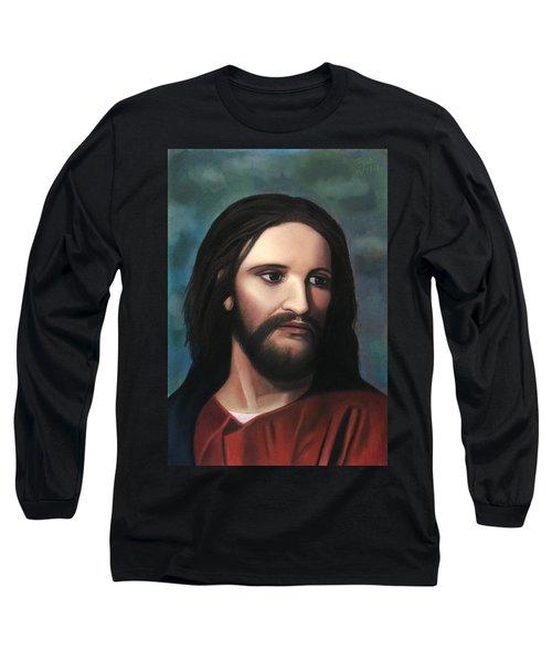Jesus Of Nazareth - King Of Kings Long Sleeve T-Shirt