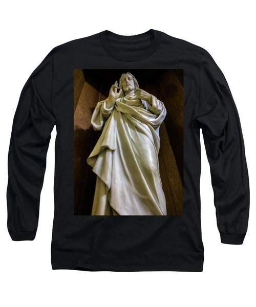 Jesus - Son Of God Long Sleeve T-Shirt