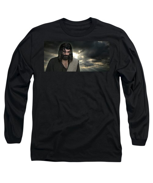Jesus- Will You Hear Me Shout Come Up Long Sleeve T-Shirt