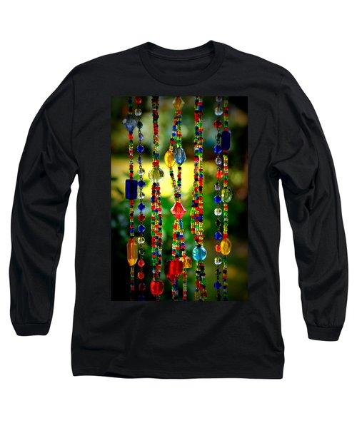 Jewels In The Sun Long Sleeve T-Shirt by Debra Martz