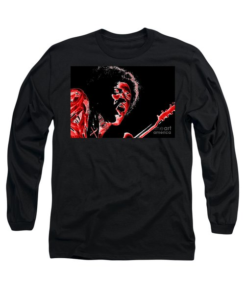 Jimi Long Sleeve T-Shirt
