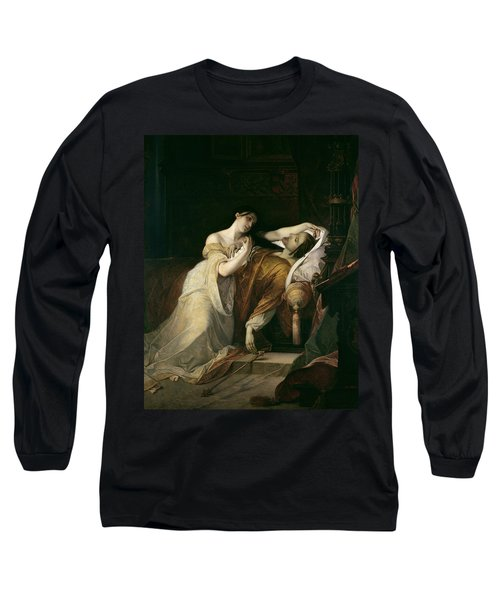 Joanna The Mad With Philip I The Handsome Long Sleeve T-Shirt