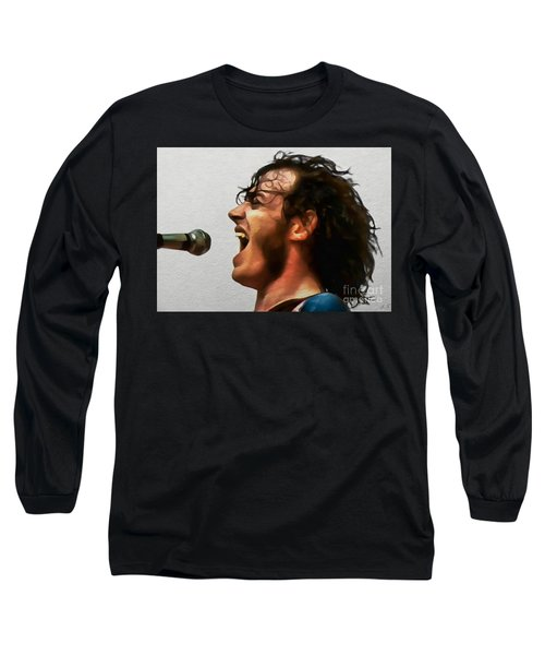Joe Cocker 01 Long Sleeve T-Shirt