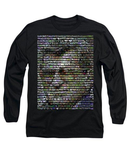 Joe Paterno Mosaic Long Sleeve T-Shirt