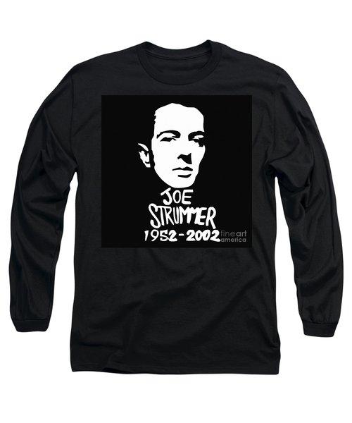 Joe Strummer Long Sleeve T-Shirt