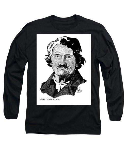 John Robertson Long Sleeve T-Shirt