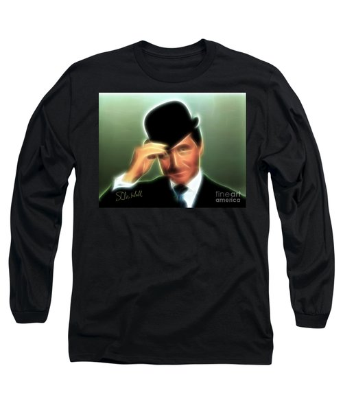 John Steed Long Sleeve T-Shirt