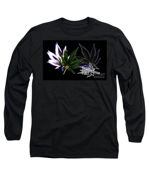 Joint Venture Long Sleeve T-Shirt by Jacqueline Lloyd