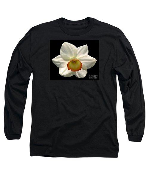 Jonquil 1 Long Sleeve T-Shirt by Rose Santuci-Sofranko