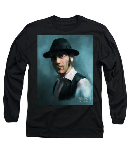 Mr. Marin Long Sleeve T-Shirt