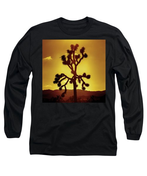 Long Sleeve T-Shirt featuring the photograph Joshua Tree by Stephen Stookey