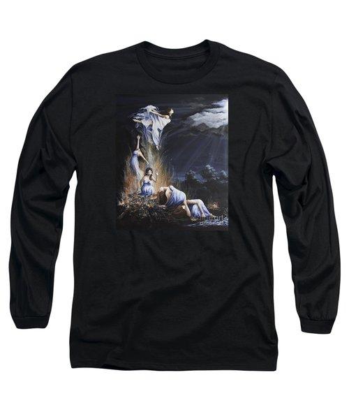Journey Into Self Female Long Sleeve T-Shirt