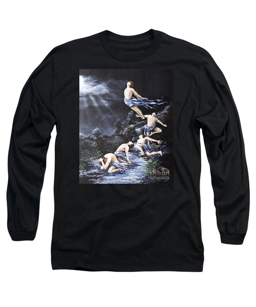 Journey Into Self Male Long Sleeve T-Shirt