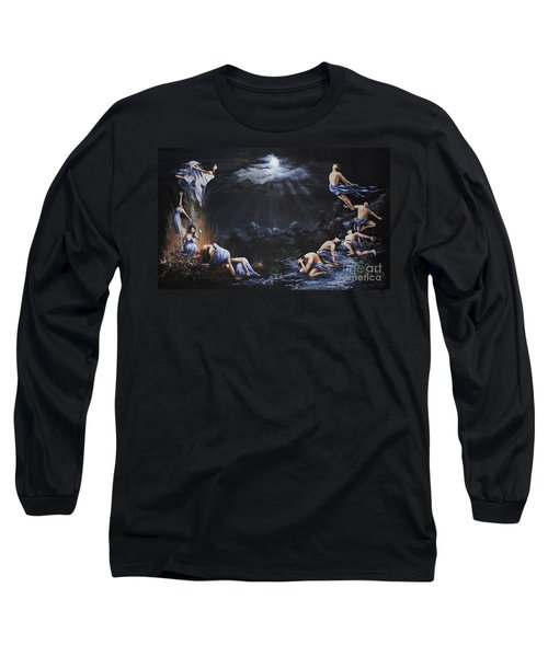 Journey Into Self Long Sleeve T-Shirt