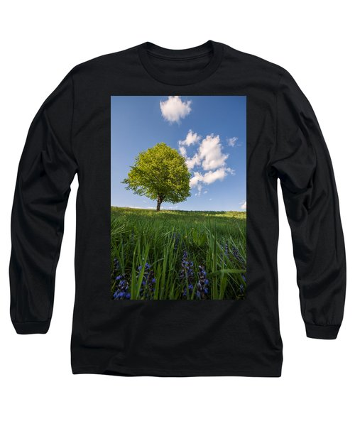 Long Sleeve T-Shirt featuring the photograph Joy by Davorin Mance