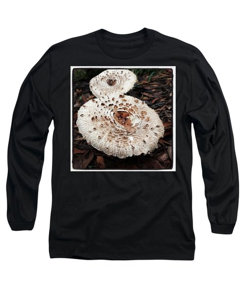 Long Sleeve T-Shirt featuring the photograph Joy Walking In The Woods by Mr Photojimsf