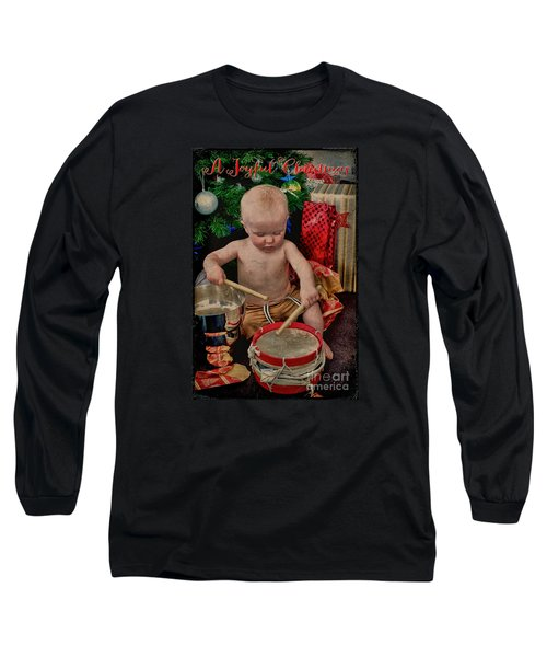 Joyful Christmas Long Sleeve T-Shirt