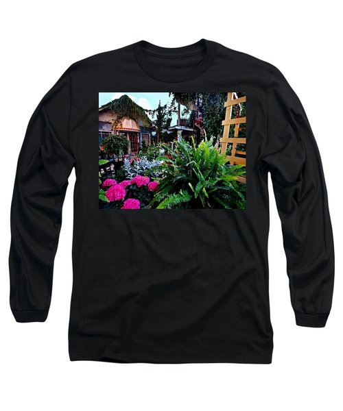 Joys Patio Long Sleeve T-Shirt
