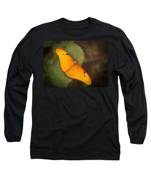 Julia Dryas Butterfly-2 Long Sleeve T-Shirt