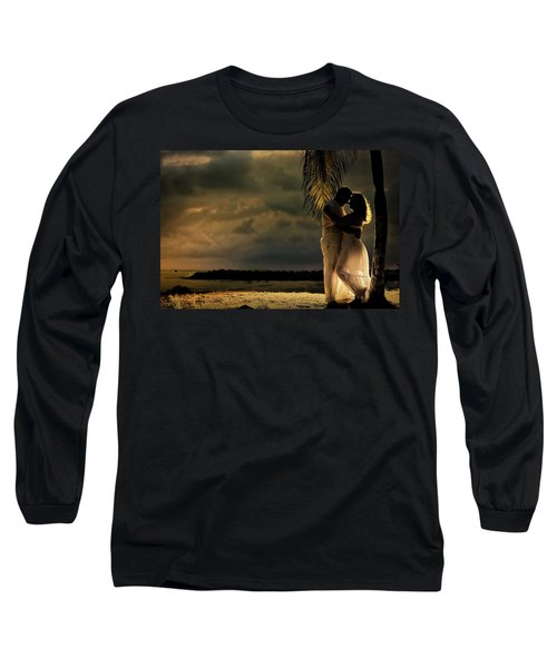 Julio And Blanca Riascos Long Sleeve T-Shirt