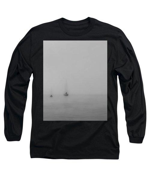June Gloom Long Sleeve T-Shirt by Don Mennig