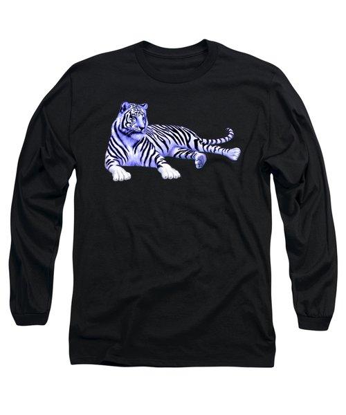Jungle Tiger Long Sleeve T-Shirt