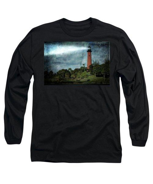 Jupiter Lighthouse-2a Long Sleeve T-Shirt