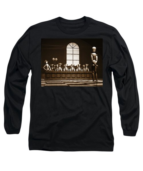 Jury Of Your Peers Long Sleeve T-Shirt