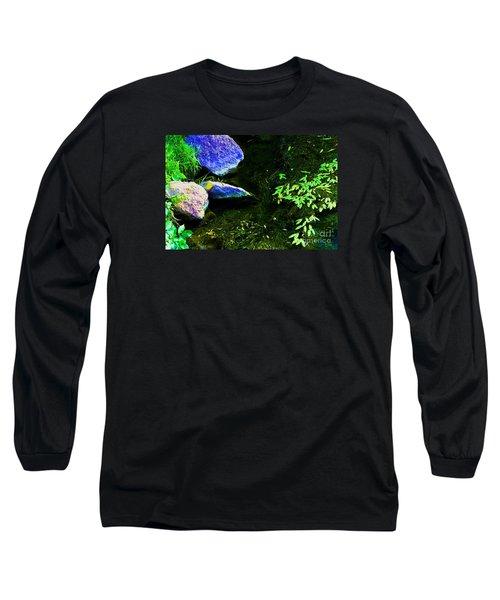 Just  A  Little  Zen -  Image  2 Long Sleeve T-Shirt