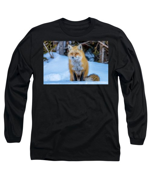Just Watching Long Sleeve T-Shirt