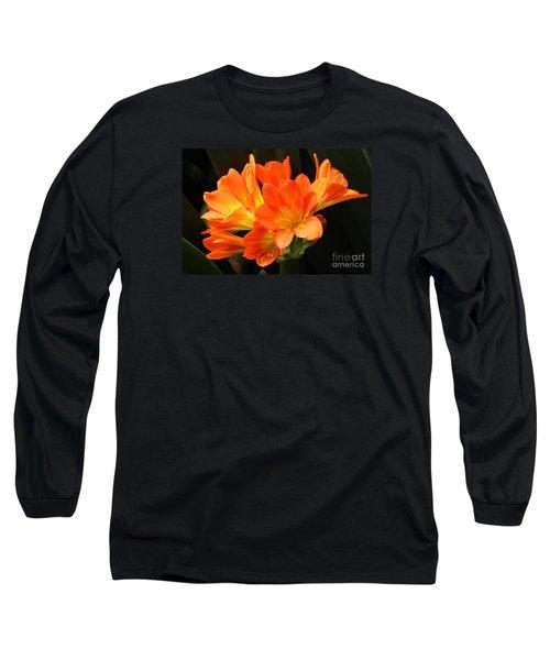 Kaffir Lily #2 Long Sleeve T-Shirt
